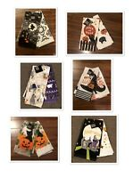 Celebrate Halloween Together Kitchen Towels (See Selections)
