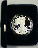 2006-W US Proof American Silver Eagle ASE Coin 1 Ounce with COA