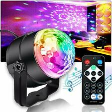 Disco Ball Light Disco Lights Party Lights Goolight Led 7 Colors Effect Proje.