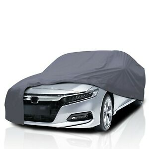 [CSC] 5 Layer Full Car Cover for 2003-2007 Honda Accord Sedan UV Protection