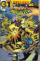 MEGALITH #1, NM, Deathwatch 2000,Neal Adams, Poly Sealed, Continuity, 1993