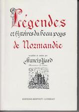 YARD Francis / Légendes et histoires du beau pays de Normandie