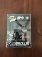 Funko POP Futura Star Wars R2-D2 31 New Sealed In Case