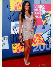 Melanie Brown HAND SIGNED 8.5x11 Photograph! Mel B! Scary Spice! Spice Girls!