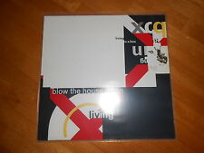 """LIVING IN A BOX - BLOW THE HOUSE DOWN! 1989! NEAR MINT 12"""" MAXI COLLECTORS"""
