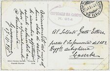 MEDICINE  WAR - ITALIA REGNO: Storia Postale I GUERRA - Ospedale da Campo N. 014
