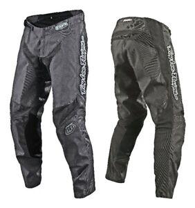 Troy Lee Designs MONO Grey TLD MX GP Motocross Race Pants Adults