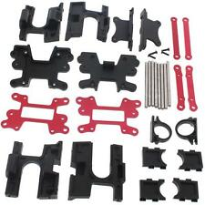 BULKHEADS, RETAINERS, HINGE PINS & RED ALUMINUM MOUNTS & BULKS - Losi LST XXL 2