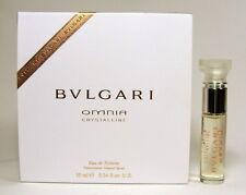 BULGARI OMNIA CRISTALLINE Eau de toilette spray 10 ml. 0.34 fl.oz. mini perfume