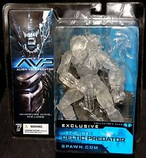 "Alien vs Predator STEALTH CELTIC PREDATOR 7"" Exclusive McFarlane Figure New!"