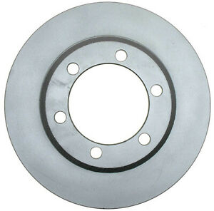 Disc Brake Rotor-Fully Coated Front,Rear ACDelco Pro Brakes 18A2663
