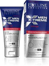 Eveline Men X-Treme 6w1 Krem regenerujący przeciwzmarszczkowy  50ml