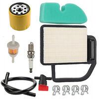 Oil Filter + Spark Plug Tune-Up Kit Lawn Mower For Cub Cadet Lt1045 Ltx1042 Set