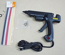 EXSO Quick & Powerful Hot Melt 220v 200w Glue Gun Plus Color Sticks Korea