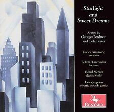 Starlight and Sweet Dreams - Songs By George Gershwin and Cole Porter, New Music