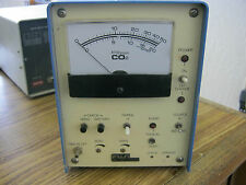 California analytique/Fuji Electric model: ZFP-5 CO2 COMPTEUR. X100ppm < W
