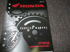 2010 HONDA VT750C2B SHADOW PHANTOM Service Repair Shop Manual FACTORY OEM NEW X