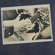 POP-KARD feat. OVATION GUITAR DETAIL , 11x15 greeting card aag