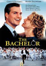 The Bachelor (DVD 2000 Widescreen & FS) PG-13 Romantic Comedy, Renee Zellweger