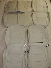 2013-2017 Dodge Ram Quad Cab Big Horn 1500 Factory leather seat covers