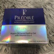 Predire Paris Argan Oil Facial Peeling Gel With Vitamin E&a New