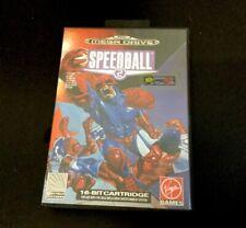 1992 #SEGA GENESIS MEGADRIVE PAL   SPEEDBALL SPEED BALL 2 II #NEW IN BOX