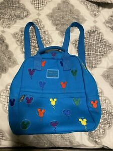 Disney Mickey Mouse Balloons Backpack by Loungefly