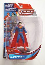 """DC Comics Justice League Superman Figurine, 4"""" Collectible Figure"""