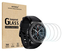 For Samsung Gear S3 Screen Protector Tempered Glass Frontier/Classic Smart Watch