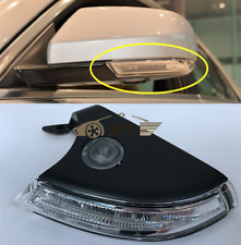 3x Rear View Mirror Trun Singal LH Light Lamp k For Cadillac ATS ATS-L 2014-17