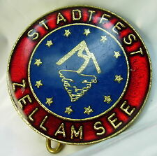 Zell am See used Hat Lapel Pin Tie Tac HP1571