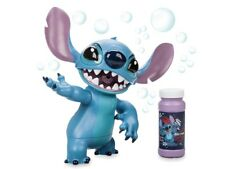 NEW Authentic Disney Parks Stitch Bubble Blower Maker Light Up Lilo and Stitch