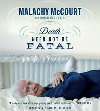Death Need Not Be Fatal by Malachy McCourt and Brian McDonald (2017, CD,...