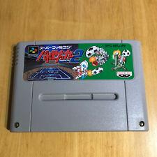 Super Famicom SNES Games - SHVC-ABSJ - Banpresto Battle Soccer Football 2