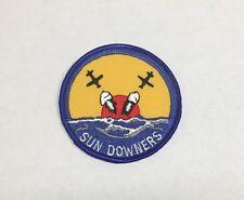 VF111 US Navy Sundowners Patch
