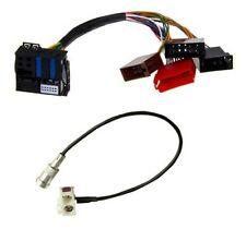 cable autoradio AUDI RNS E A3 A4 A6 TT ISO FAKRA - CONCERT - PLUG AND PLAY