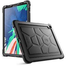 for iPad Pro 11 Inch 2018 Case Poetic Turtleskin Corner Protection Cover Black