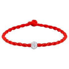 2PCS Bracelet Fil Chinois Rouge Cordon Réglable Porte Bonheur Corde Judaïca Neuf