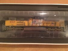 HO Athearn Genesis Union Pacific SD70ACE Locomotive UP #8365 DCC SOUND WEATHERED