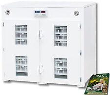 HEKA Favorit-Olymp 2100/S - Schlupfbrüter mit Wasserkühlung und aut. Befeuchtung