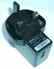 HUAWEI SWITCHUING POWER ADAPTER HS-050040B7 5.0V 400mA UK PLUG