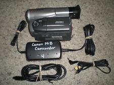 Canon ES8200V HI8 8mm Video8 Camcorder Camera VCR Player Video Transfer