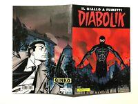 2019 Italia Folder Diabolik il Giallo a Fumetti Comics Italy Italie Italien