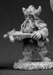 1 x DWARF WARRIOR CROSSBOW - DARK HEAVEN LEGENDS REAPER miniature jdr rpg 03351c