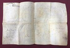 1797 PA Quaker Marriage Pine Meeting House Philadelphia Emmor Kimber Kimberton