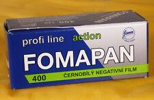Foma Pan 400 135/36 10 Films Medium Format Roll 120