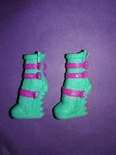 Monster High Doll Clothes Ghouls Night Out Lagoona Blue Shoes Boots