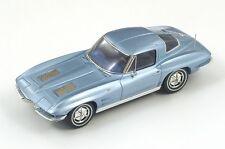"Chevrolet Corvette Sting Ray Coupé ""Blue Metallic"" 1963 (Spark 1:43 / S2971)"