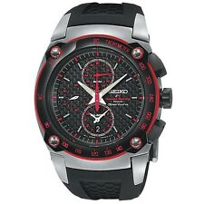 Seiko Sportura SNAC03 P1 Honda F1 Alarm Chronograph Men's Quartz Watch