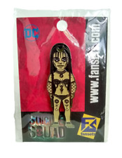 Dc Suicide Squad Enchantress Metal Enamel Pin Licensed Adult Collectible New